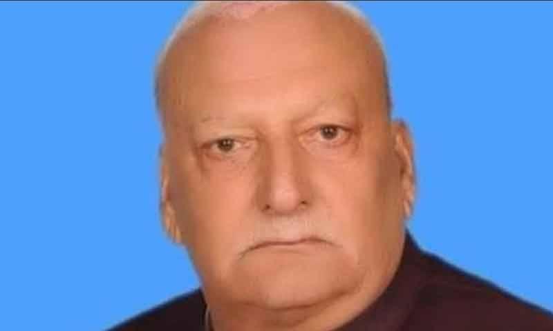 رہنما مسلم لیگ ن سید افتخارالحسن انتقال کرگئے