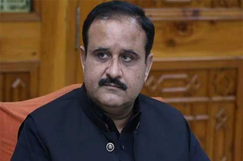 وزیر اعلی پنجاب نے نیب میں پیشی کے فوری بعد اجلاس بلا لیا