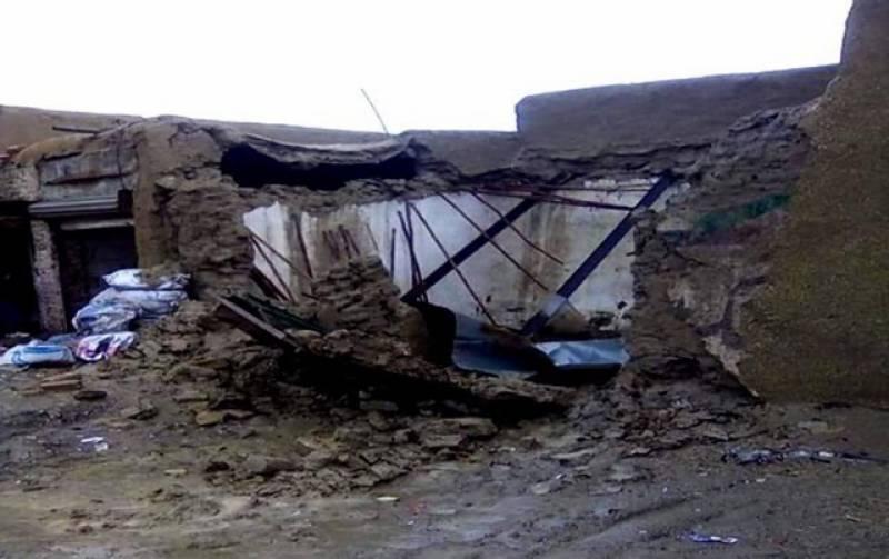 پنجاب میں بارش کے سبب مختلف حادثات میں14 افراد جاں بحق