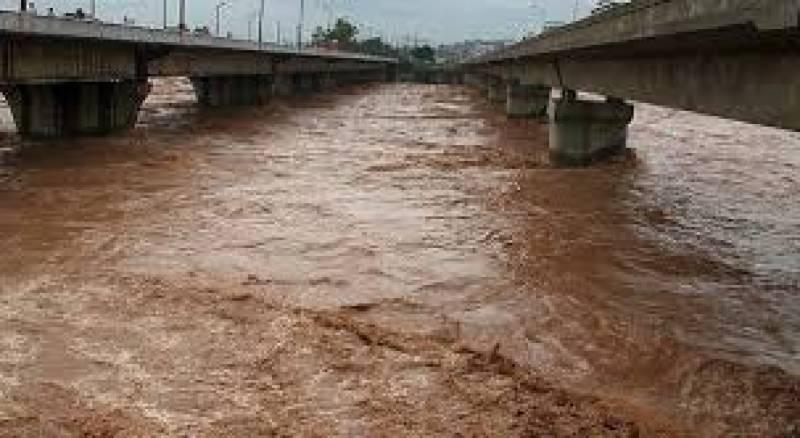 دریائے چناب میں پانی کی سطح بلند، سیلاب کا خطرہ
