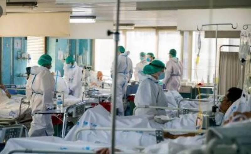 کورونا وائرس سے دنیا بھر میں آٹھ لاکھ 17ہزارہلاکتیں،دوکروڑ 38لاکھ متاثر