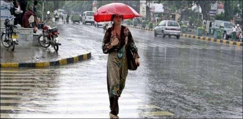 پنجاب میں یکم ستمبر تک بارشیں ہوں گی، الرٹ جاری