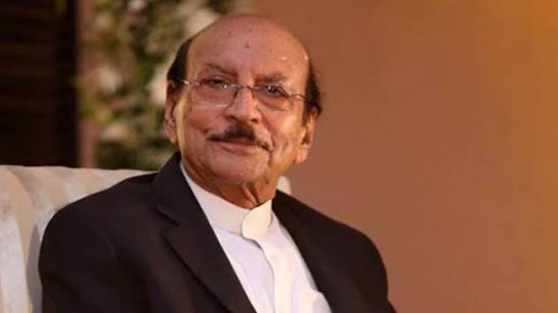 سابق وزیراعلیٰ سندھ سیّد قائم علی شاہ کے بڑے بیٹے انتقال کر گئے
