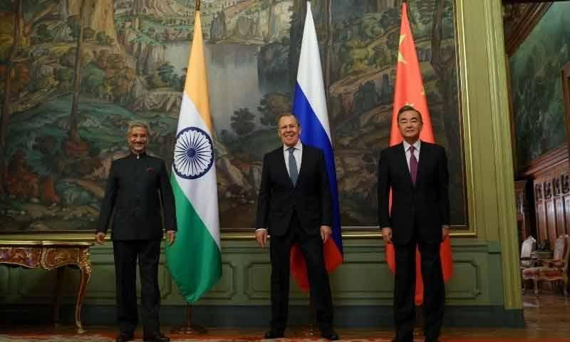 بھارت اور چین کا سرحدی کشیدگی میں کمی لانے پر اتفاق