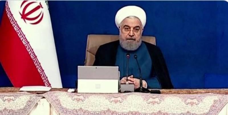 امریکہ کا ایران پر نئی پابندیاں لگانے کا اعلان