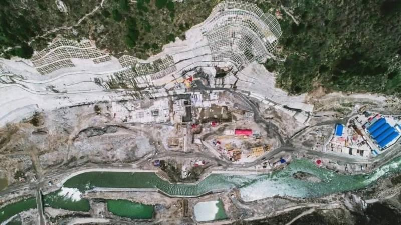 سی پیک کے تحت سکی کناری پراجیکٹ کے لئے ڈرینج کوریڈور مکمل