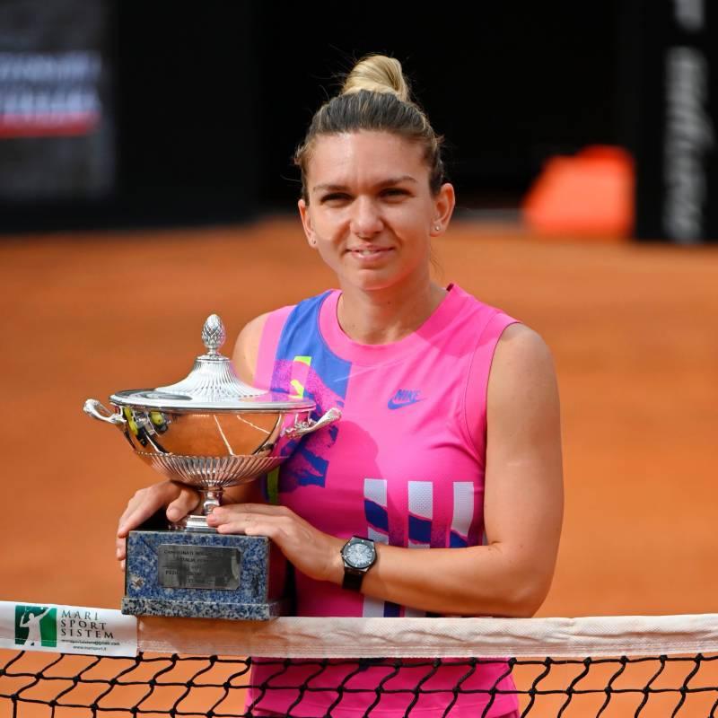 سیمونا ہالیپ نے اٹالین اوپن ٹینس ٹوررنامنٹ جیت لیا