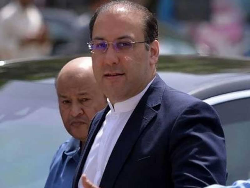 حسن نواز کی طرف سے نواز شریف کے وارنٹ گرفتاری وصول کرنے کی تردید