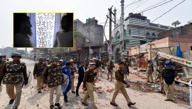 دہلی فسادات : پانچ ماہ قید کے بعد رہاہونے والے الیاس کے سنسنی خیز انکشافات
