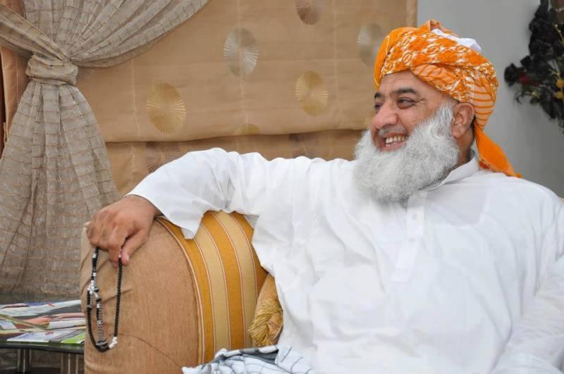 مالی بدعنوانیوں کے الزامات، نیب نے مولانا فضل الرحمان کو طلب کر لیا