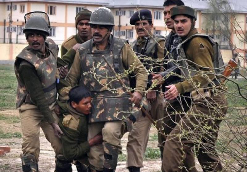 بھارتی فوج نے نہتے نوجوان کشمیریوں کو شہید کردیا