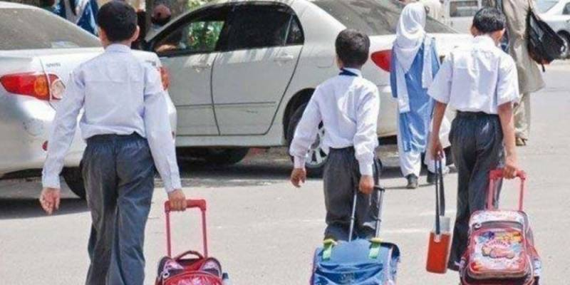 کراچی سمیت سندھ میں نرسری سے8ویں جماعت تک سکول کھل گئے
