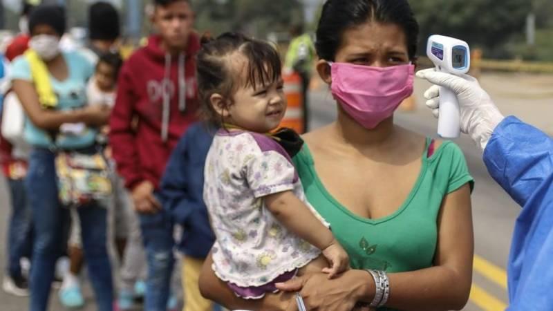 کولمبیا میں کورونا وائرس کے باعث محدود پیمانے پر لاگو قرنطینہ قواعد وضوابط میں اکتوبر کے اختتام تک توسیع