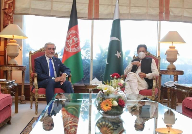 افغان تنازع کے حل کے بعد بھی پاکستان معاشی ترقی میں حمایت جاری رکھے گا، وزیراعظم