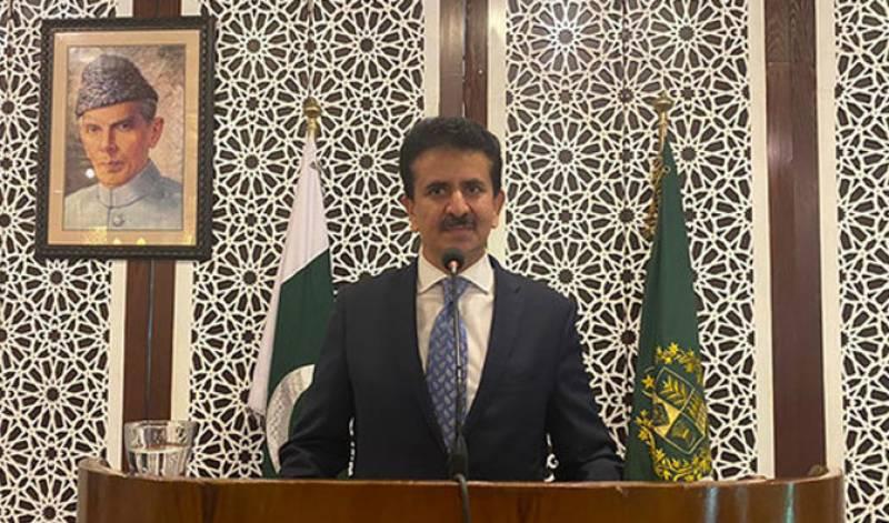 مسئلہ کشمیر عالمی فورم پر اجاگر کرتے رہیں گے، ترجمان دفتر خارجہ