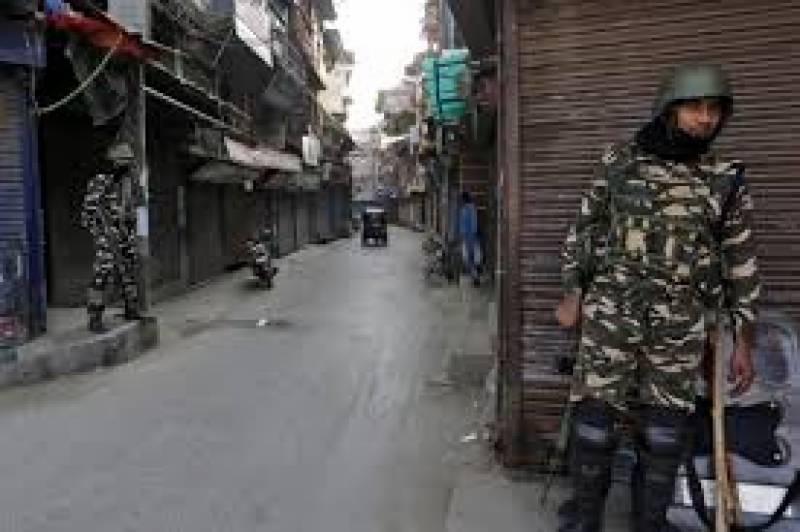 بھارتی فورسز کی ریاستی دہشت گردی میں مزید 3 کشمیری شہید
