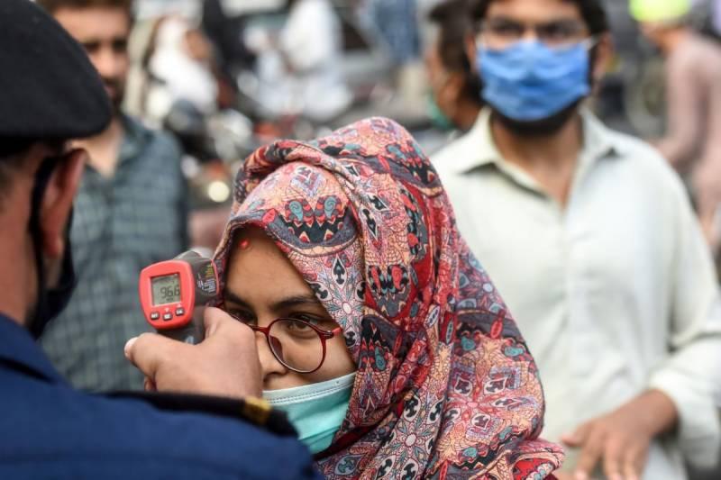 کورونا وائرس،ملک بھر میں مزید 8افراد جاں بحق،671نئے کیسز رپورٹ