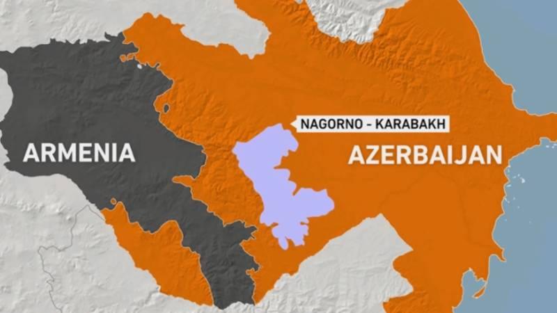 آذربائیجان اور آرمینیا کے درمیان جنگ بندی پر اتفاق