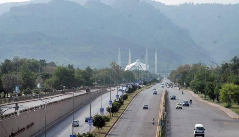 کورونا کیسز میں اضاٖفہ، اسلام آباد میں متعدد گلیاں سیل کرنے کا حکم