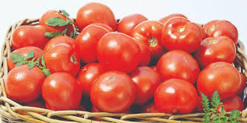 ایران سے ٹماٹر کی درآمد شروع، 8 ٹرک تفتان پہنچ گئے