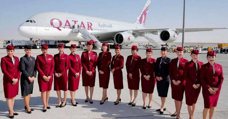 ایس او پیز کی خلاف ورزی، حکومت پاکستان نے قطر ایئرلائنز پر جرمانہ عائد کردیا