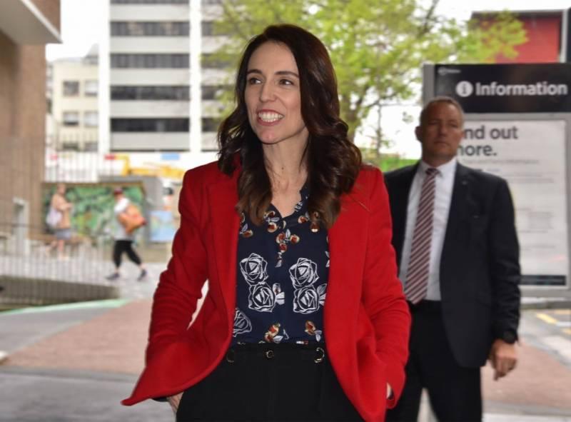 جسنڈا آرڈرن کی پارٹی نیوزی لینڈ کے انتخابات میں بھاری اکثریت سے کامیاب