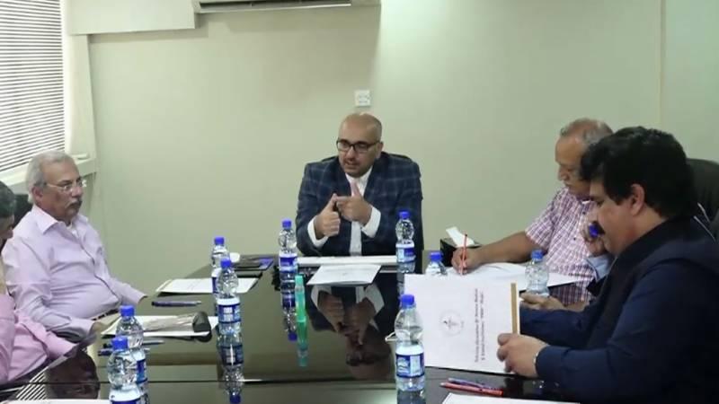 جائز مطالبات نہ مانے گئے تو دما دم مست قلندر ہو گا، صدر پامی پروفیسر ڈاکٹر چوہدری عبد الرحمان