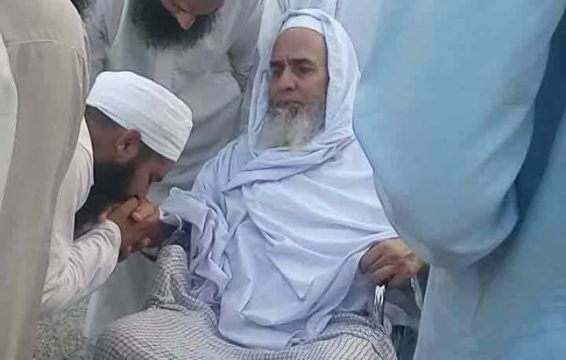 مولانا طارق جمیل کے استاد مولانا عبدالرحمان انتقال کر گئے