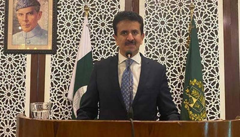 پاک فوج آذربائیجان کی مدد نہیں کر رہی، آرمینیا کا الزام غلط ہے، ترجمان دفتر خارجہ