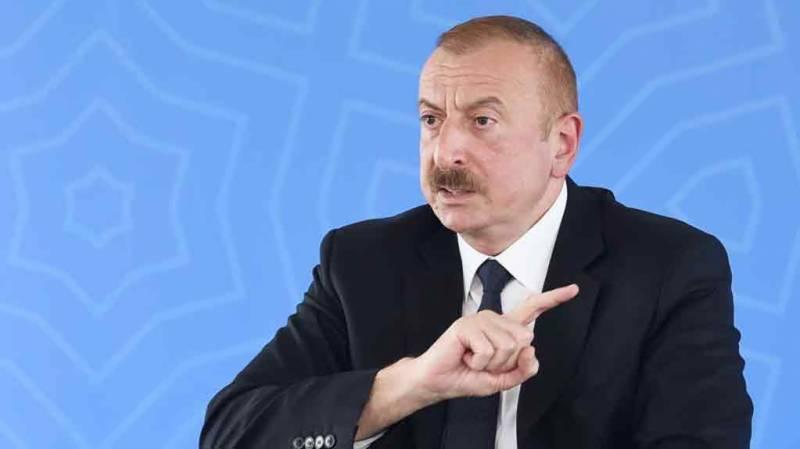 آذربائیجان کے صدر کا شہریوں کی موت پر آرمینیا سے بدلہ لینے کا اعلان