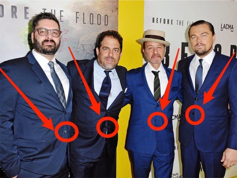 جانتے ہیں معروف شخصیات کوٹ کا نیچے کا بٹن کیوں کھلا رکھتی ہیں؟