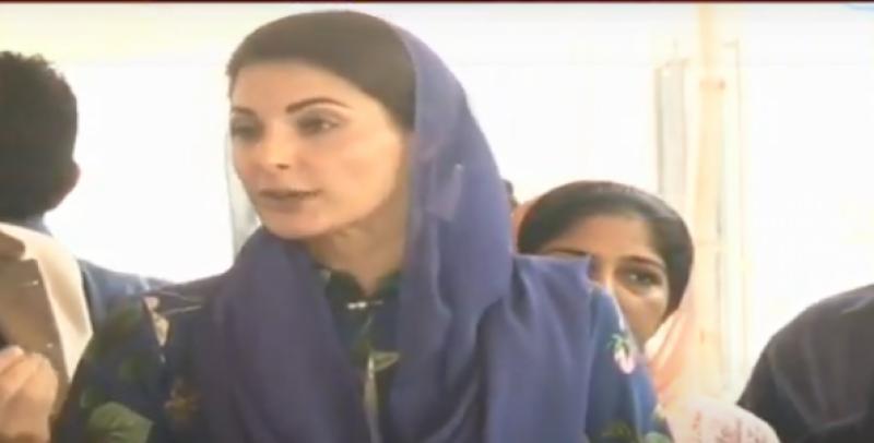 اب عمران خان کو این آر او کی ضرورت،کوئٹہ جلسہ میں نواز شریف خطاب کرینگے:مریم نواز