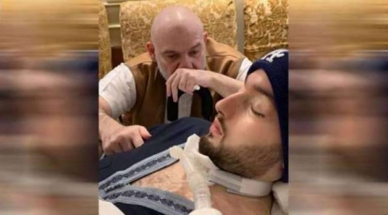 ارب پتی تاجرشہزادہ خالد بن طلا ل کے 15 سال سے کومے میں گئے بیٹے کی انگلیوں میں حرکت پیدا ہوگئی