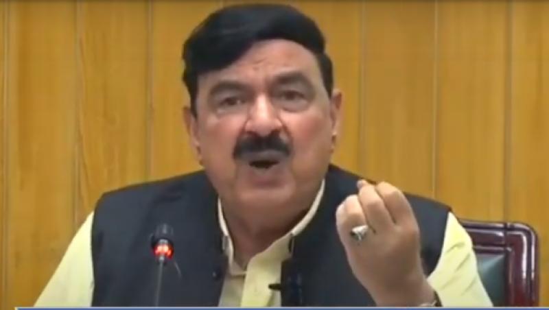 پشاور اور کوئٹہ کے جلسے کے لئے دعا گو ،حالات بہت خراب ہیں:شیخ رشید