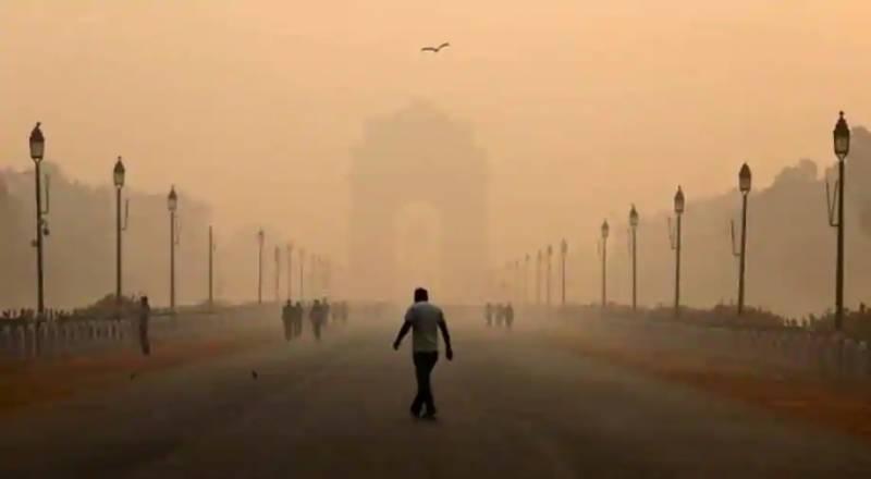 بھارتی دارالحکومت نئی دہلی بدترین آلودگی کی لپیٹ میں آگیا
