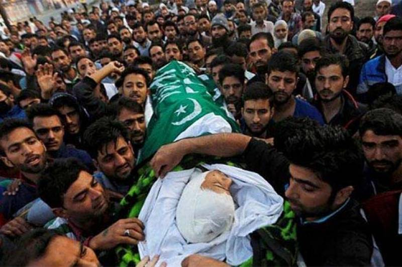 Indian Forces, martyred Kashmiris,Occupied kashmir