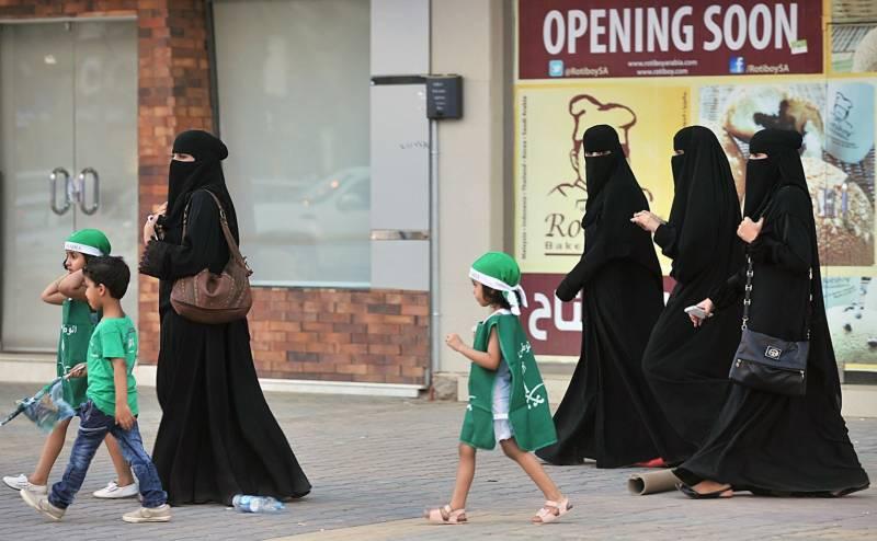 Saudi Arabia, great step for women,Non Saudi childrens