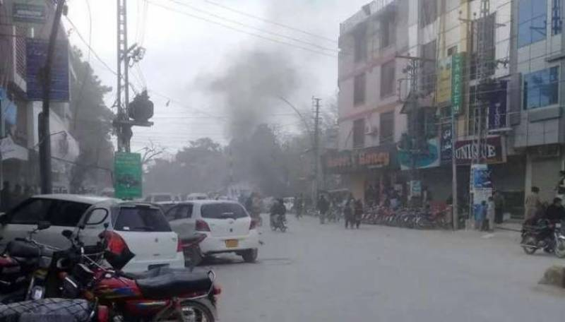 Quetta Blast, PDM Jalsa,