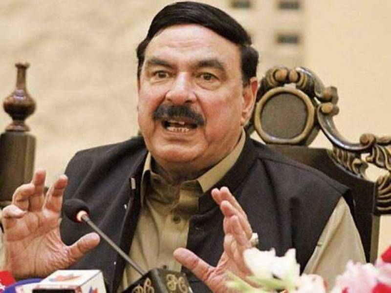 Sheikh Rasheed New Statement about Nawaz and Marryam