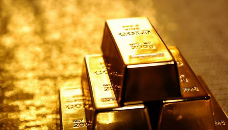 Gold file photo