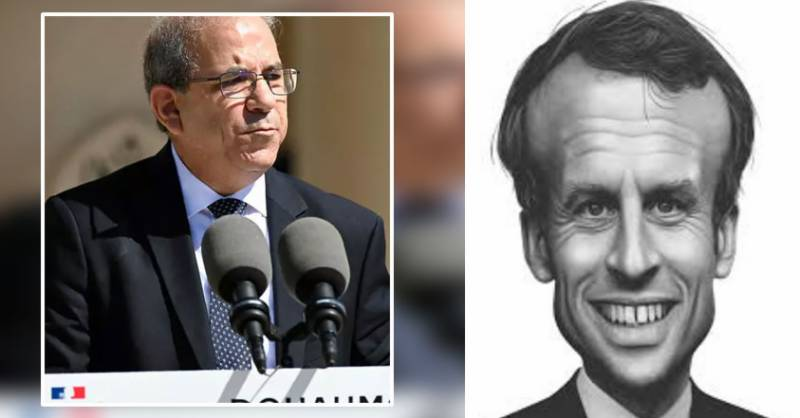France Muslim counsel,supported Macron,cartoons,