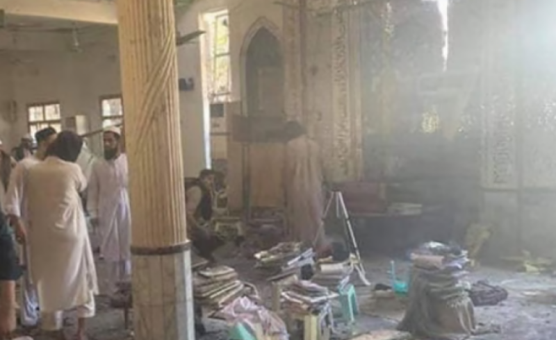 madrasa,Peshawar blast,killed,wounded,