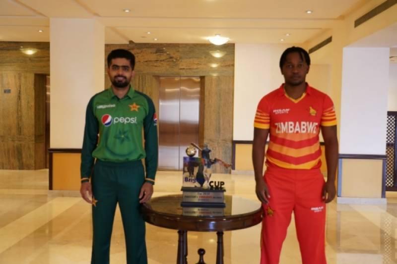 Pakistan vs Zimbabwe, Rawalpindi Stadium, Babar Azam