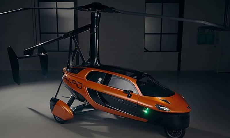 unique car,registered,flying,running,holland
