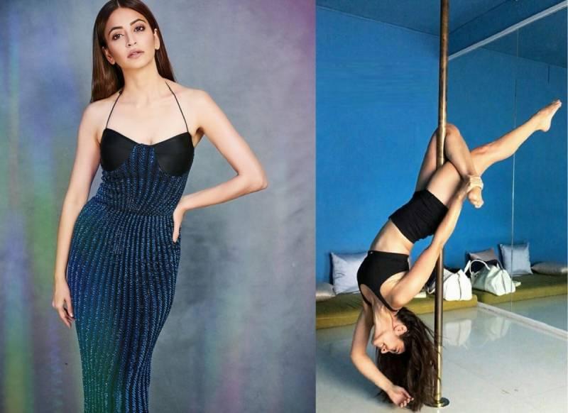 kriti kharbanda,pole dance,video viral,indian actress,bollywood