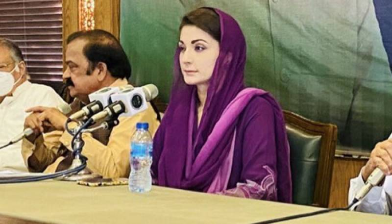 Marryam Nawaz,Sher Jawan Movement,PMLN,Nawaz Sharif,PDM