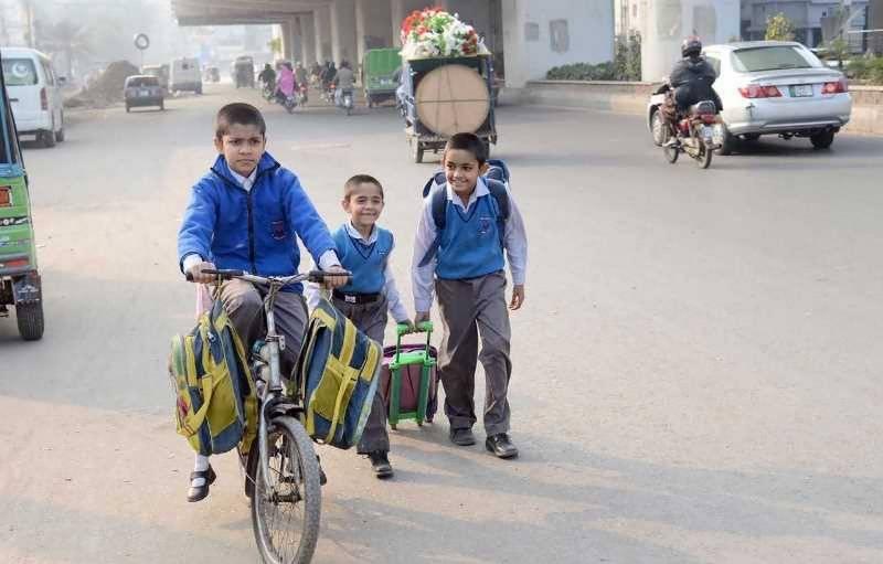 Murad Ras,School Closed,Punjab Schools