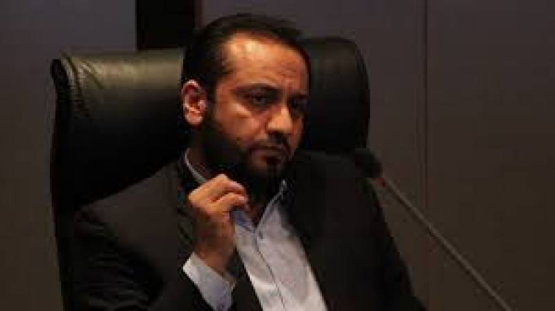 PML-N MPA Khawaja Imran Nazir was arrested