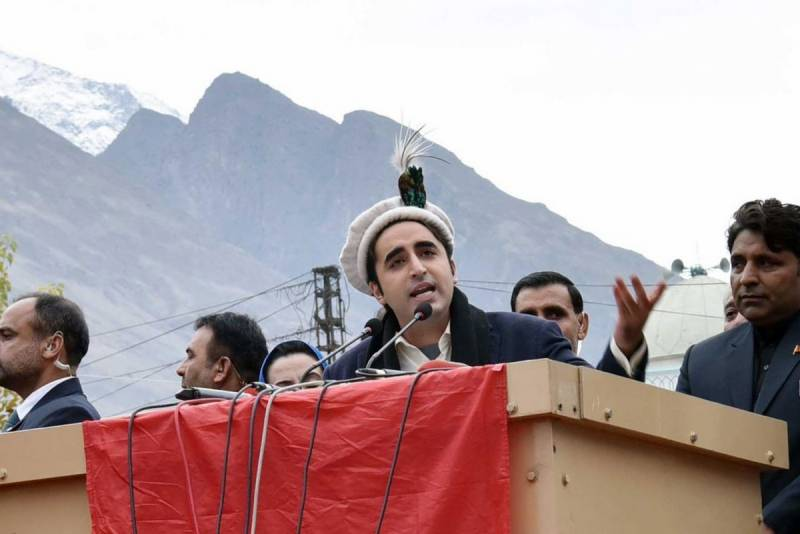 PPP will make the people of Gilgit-Baltistan the owners of their land, Bilawal Bhutto