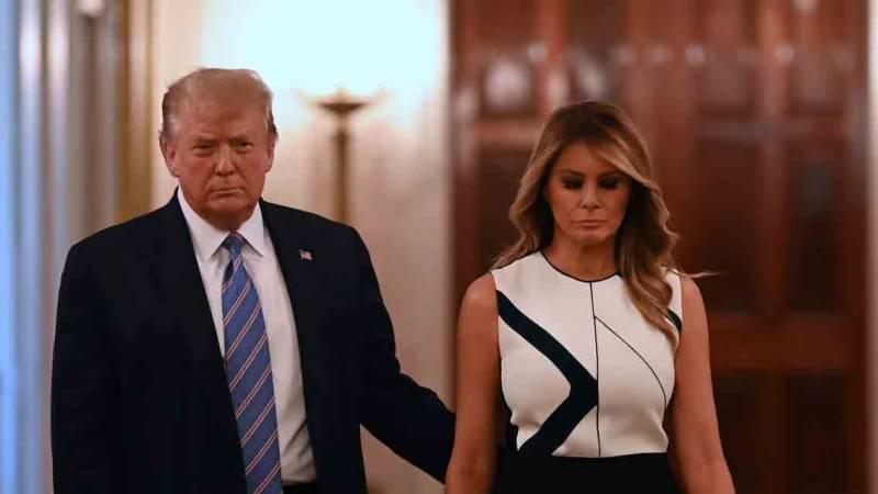 USA,Trump,Melania Trump,Divorce, Election